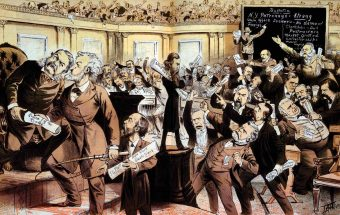 The Gilded Age's Democratic Contradictions