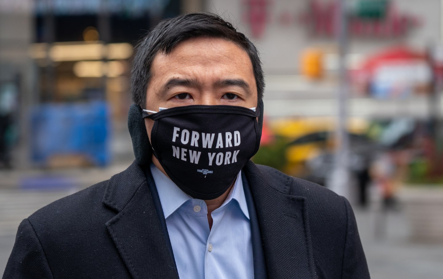 Andrew Yang NYC Mayoral Race