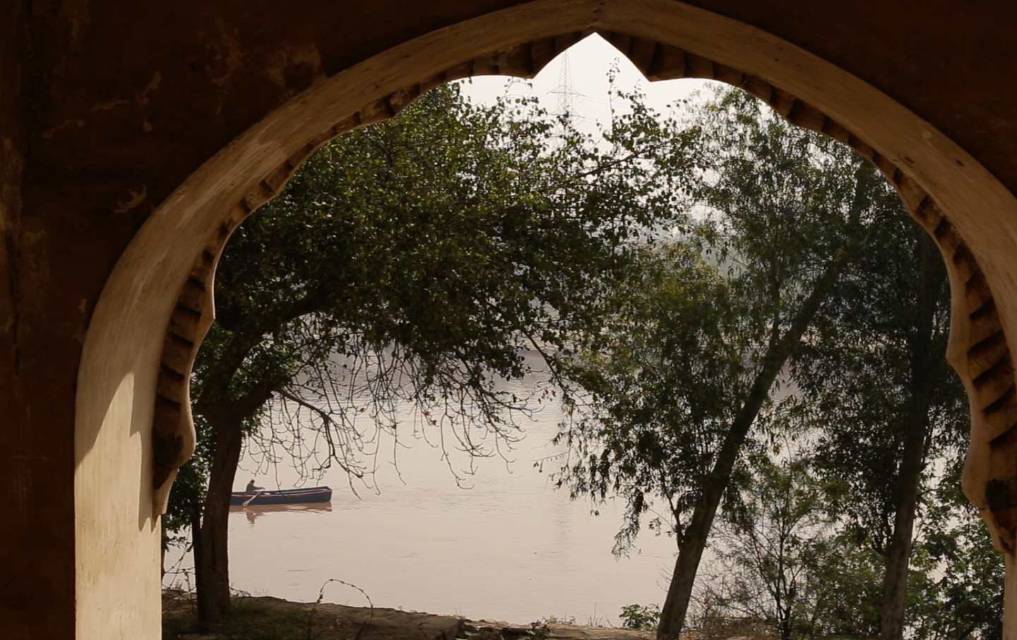 View of the Ravi