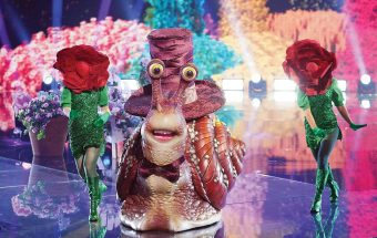 The Surreal Pleasures of 'The Masked Singer'