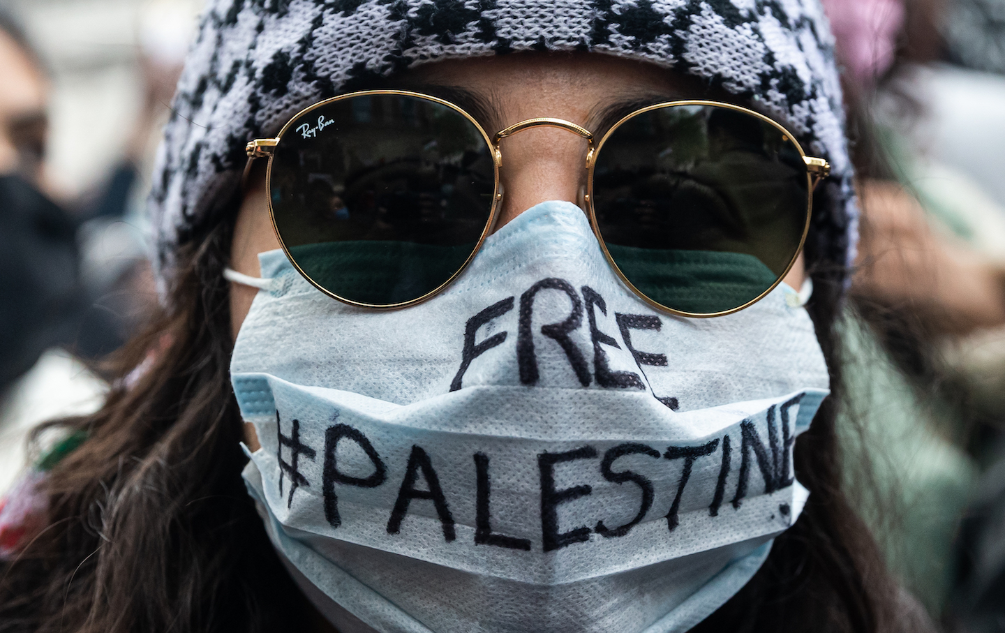 Palestinian Protests In London