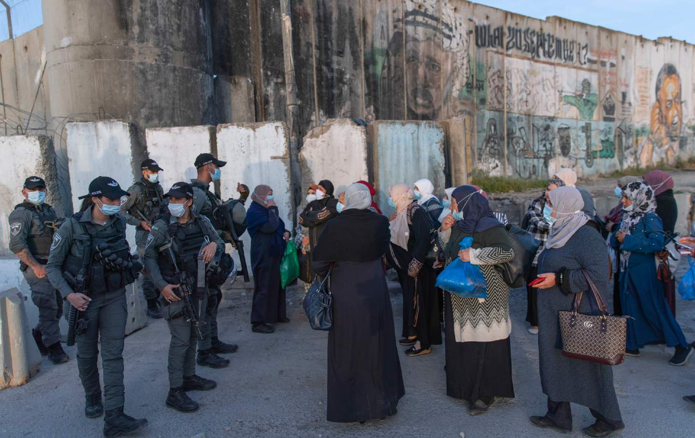 Israel Palestine Apartheid