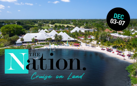 The Nation Cruise on Land | Club Med Sandpiper Bay