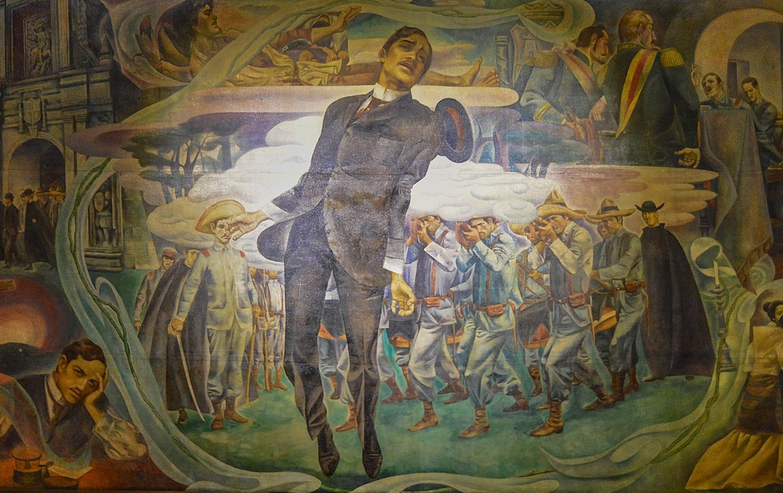 Jose Rizal execution