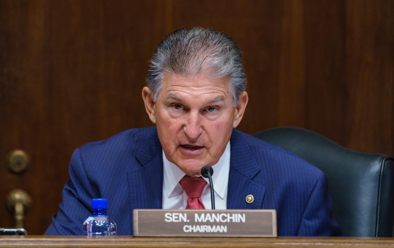 Joe Manchin committee hearing