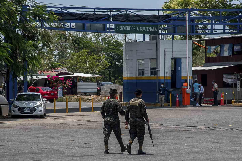Honduran military personnel