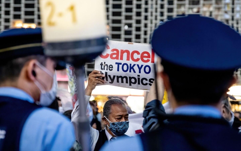 Tokyo 2020 Olympics Coronavirus