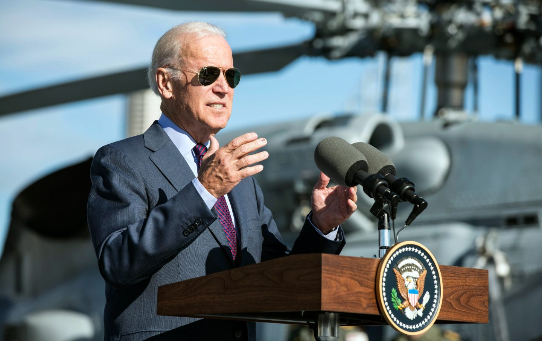 Joe Biden military