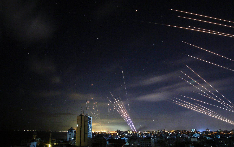Gaza Israeli Palestinian conflict
