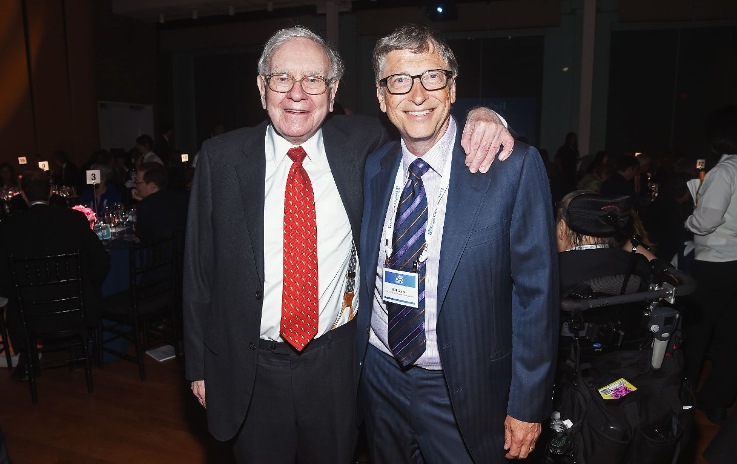 Warren Buffett Moves to Distance Himself From Bill Gates | The Nation