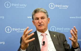 What Joe Manchin Doesn't Get About the GOP's Voter Suppression