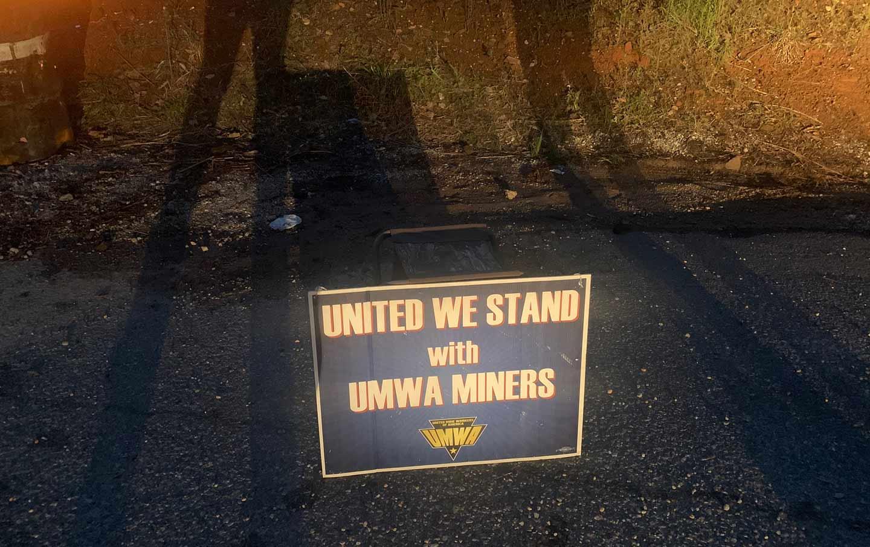 Alabama Miners Strike