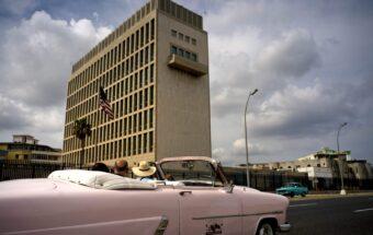 Cuba US Embassy