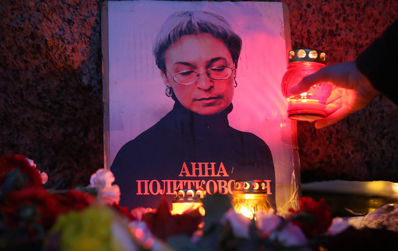 The Murder of Anna Politkovskaya Is Still Not Solved