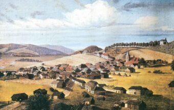 Adalbert Stifter's View of Oberplan