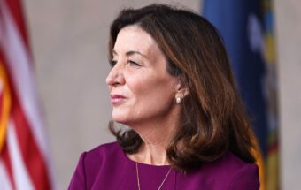 Kathy Hochul's Future Ambitions Create an Opening for the Left