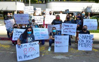 Pharma Protesters