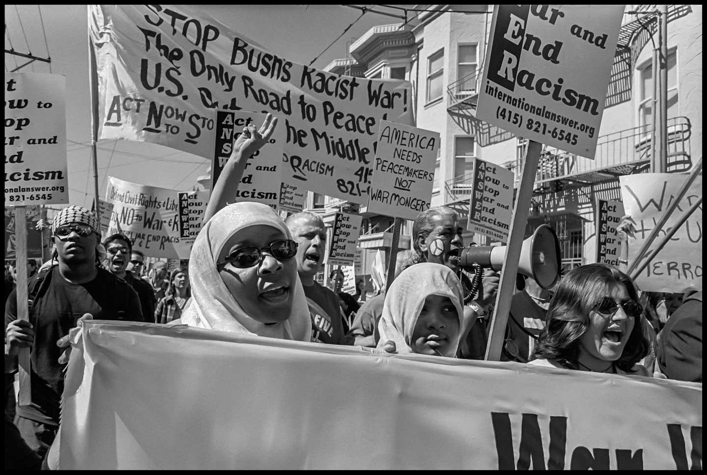 Anti–Afghan War Protest