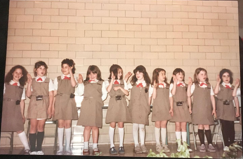Dreilinger Girl Scouts