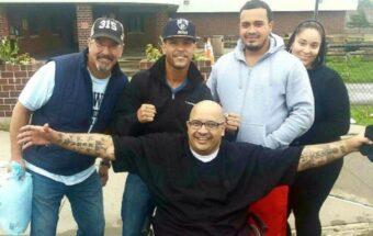 Jose Vega and Family