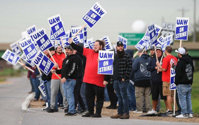 UAW John Deere Strike