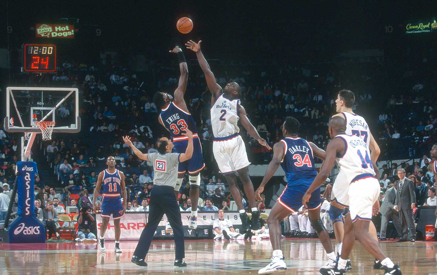Why the Knicks of the '90s Are a Timeless Team